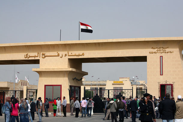 Four Palestinians abducted in Sinai near Rafah crossing