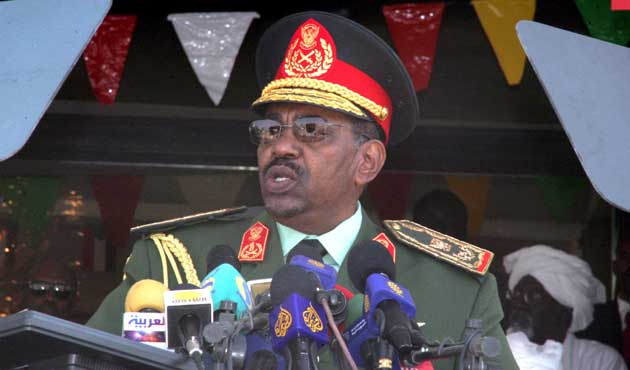 Uncertainty with Sudan's al-Bashir continues...