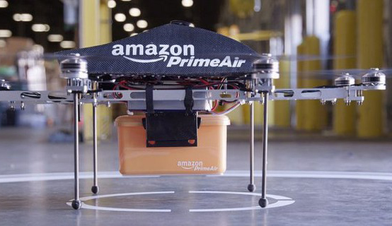 Amazon.com ready for drone operations