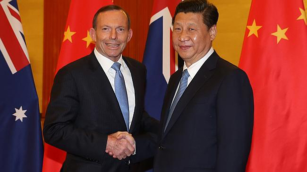 China and Australia sign free-trade agreement