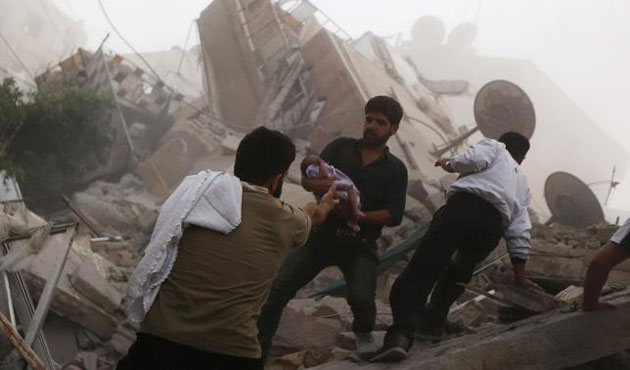 Syria regime denies using chemical weapons