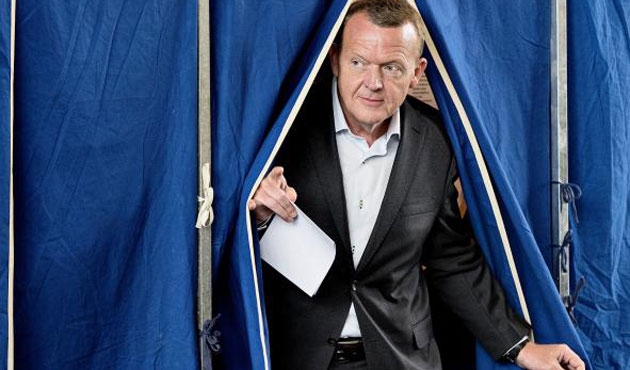 Danish centre-right opposition wins election