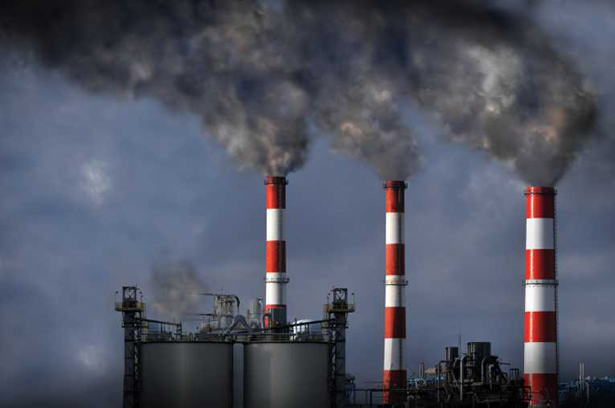 No tax on CO2 emissions in China's new environment law