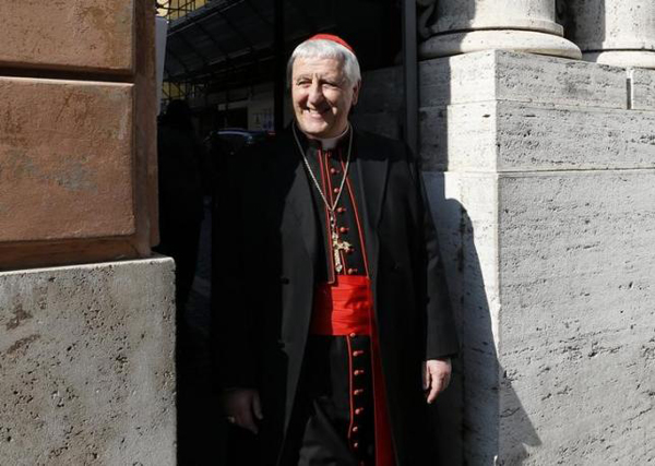 Vatican cardinal embroiled in hospital finance probe