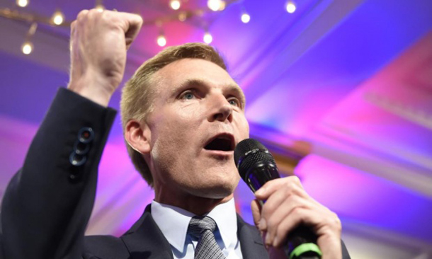 Danish Liberals to form a minority government