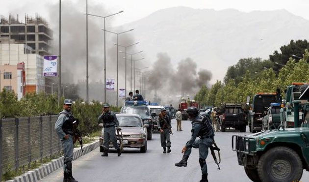 Attackers of Afghan parliament killed