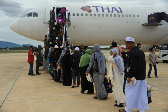 Thai Muslims traveling to Hajj to be screened for MERS