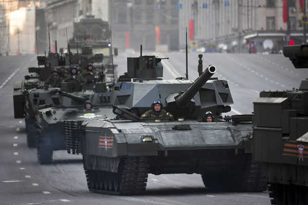 Armenia to buy arms from Russia