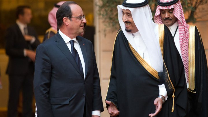France, Saudi Arabia to sign contracts worth $12 bln