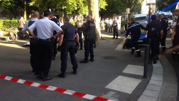 1 dead in factory attack in France