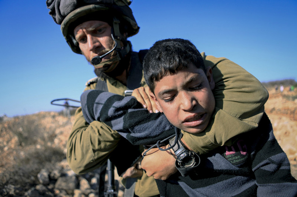 US demands end to Israeli abuse of Palestinian children