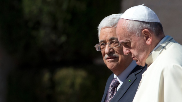 Vatican signs first treaty with 'State of Palestine'