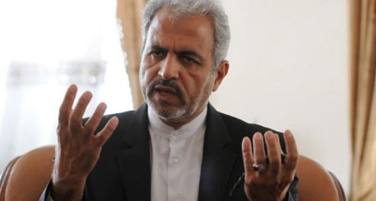 Iranian envoy calls for cooperation among Muslim nations