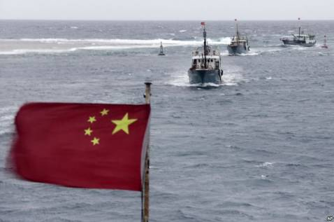 China: changing position on sea dispute would shame ancestors