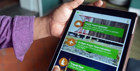 Thailand launches tourism app for Muslims