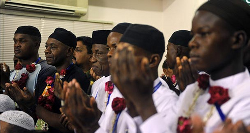 Islamic center in Cameroon appeals to local youth