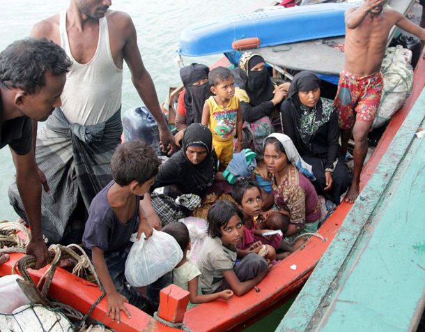 Aceh wants Myanmar punished for Rohingya abuse