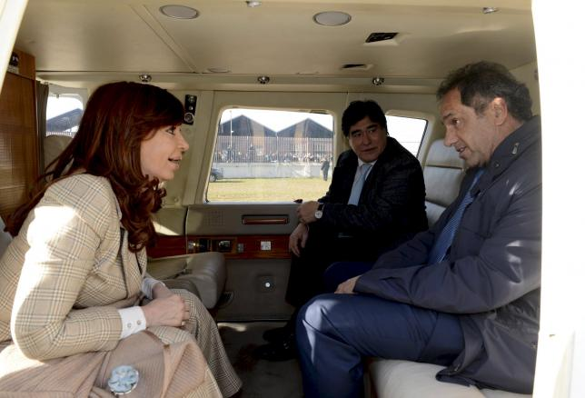 Argentina's ruling party candidate bursts ahead in new poll