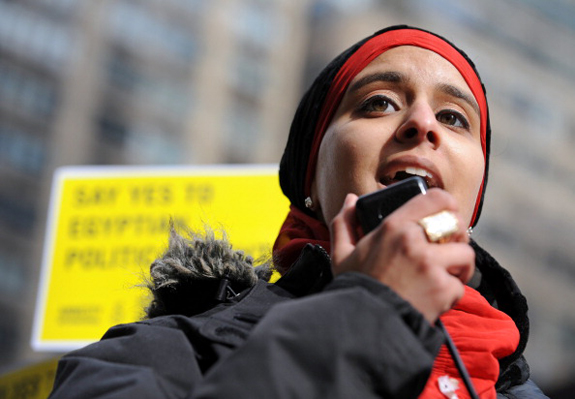 Amnesty: Egypt muzzling young activists