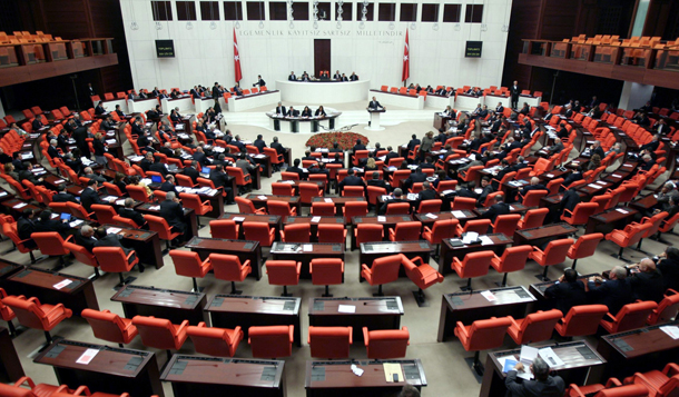 Turkish voting begins to elect new parliament speaker