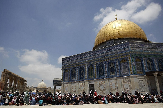 Arab League condemns Israeli efforts to outlaw Aqsa supporters