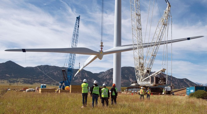 Turkey aims to reach $5B wind invest. by year end