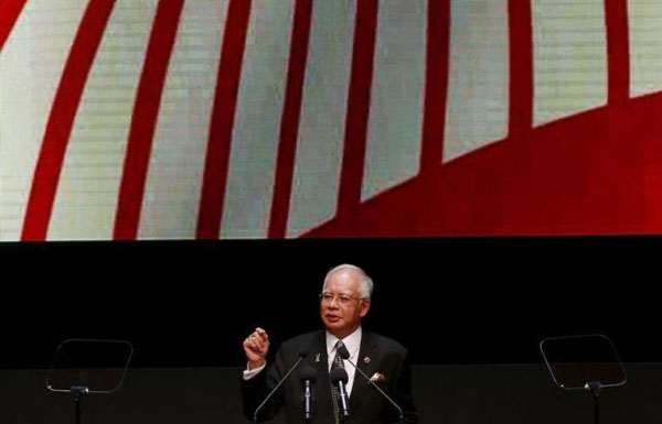 Malaysia PM offers full help to 'eliminate' ISIL