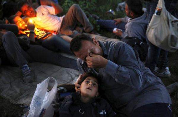 New wave of refugees to exceed Turkish capacity