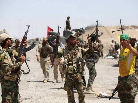 ISIL using Fallujah locals as human shields