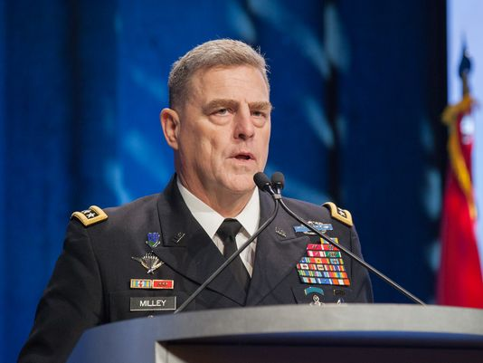 Top US General backs giving lethal weapons to Ukraine