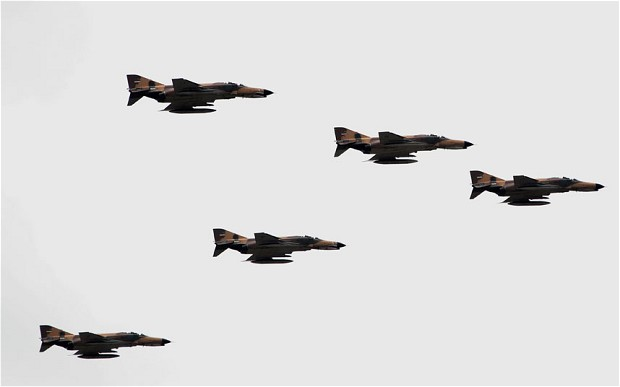 Turkish jets hit ISIL positions in Syria