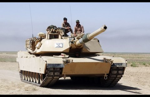 Iraq forces in major push against ISIL in Anbar