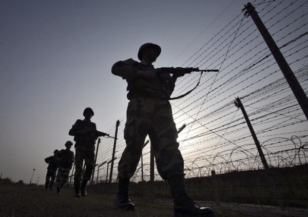 Security tightened on India-Pakistan border after attack
