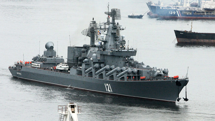 Russia's new maritime doctrine 'to counter NATO's expansion'