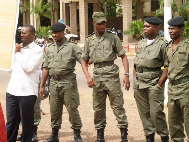 Cameroon arrests bomb-toting six-year-old in Far North