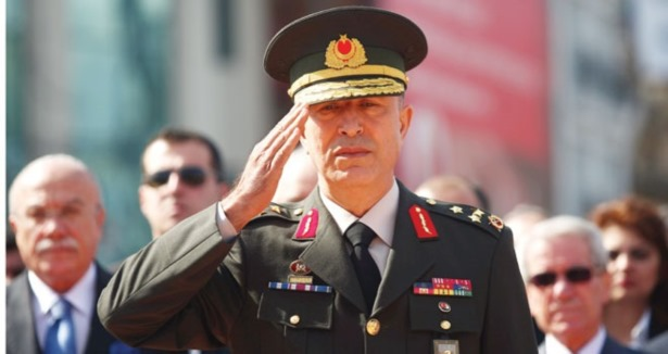 Turkey names new Chief of General Staff