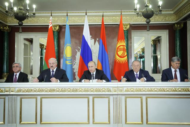 Kyrgyzstan becomes a member of Russia-backed economic bloc