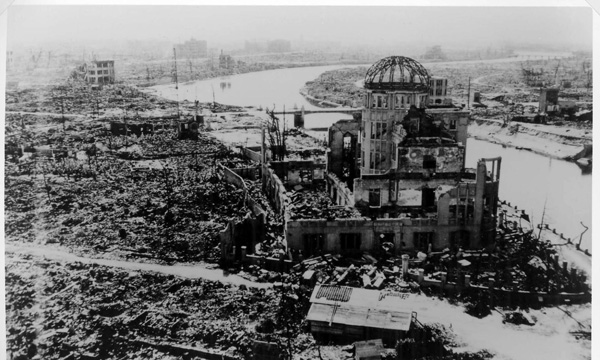 Thousands still dying 70 yrs after Hiroshima