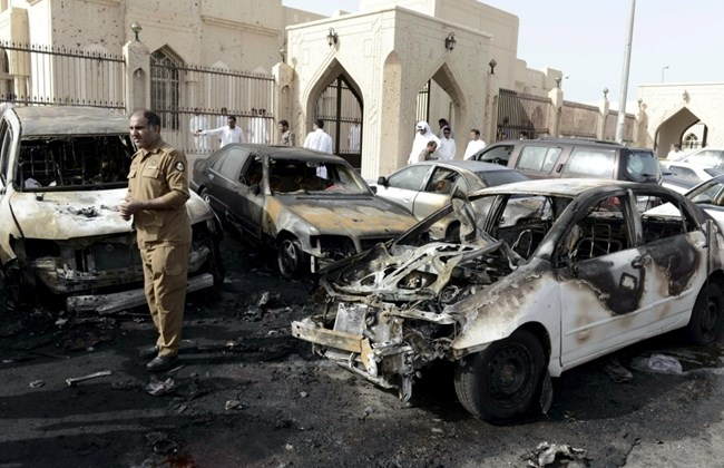 17 killed in suicide attack at Saudi mosque