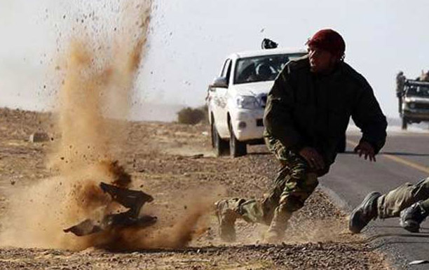 Libyan government offensive in Benghazi stalls