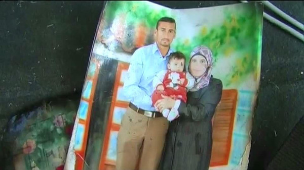 Father of burnt Palestinian toddler dies of wounds