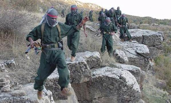 20 Iranian troops killed by PKK affiliate