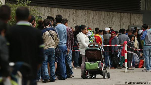 Germany bans re-entry permits for 94,000 refugees