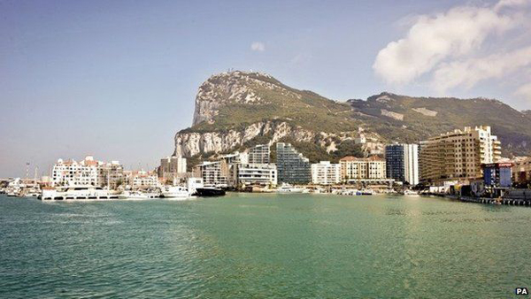 UK accuses Spain of violating Gibraltar sovereignty