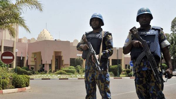 Landmine kills UN worker in Mali