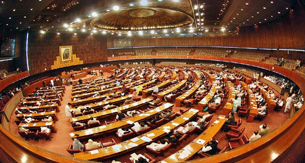 80 Pakistani lawmakers resign over 'targeting' of party