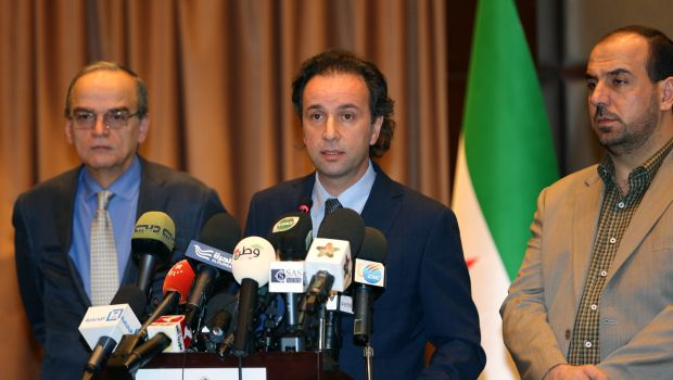 Syrian opposition heads for Russia