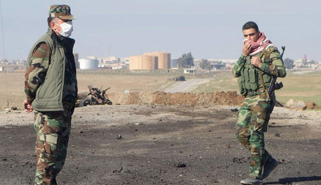 Germany: Iraqi Kurdish forces hit with chemical weapons