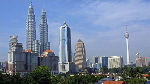 Malaysia on par with global economy