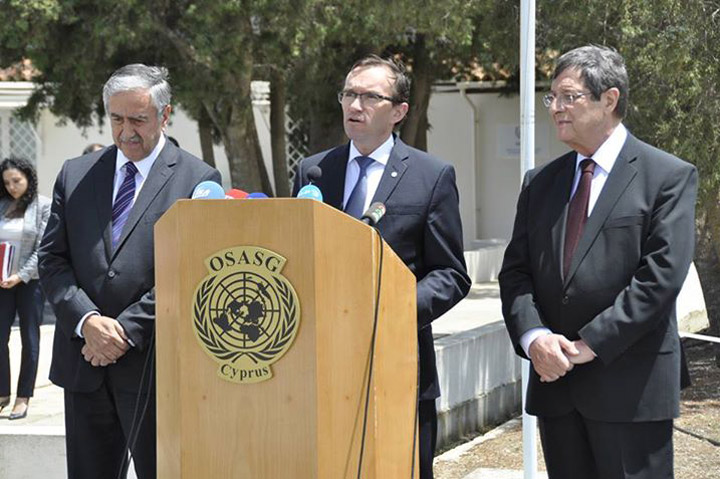 'Cyprus talks best opportunity to resolve crisis'